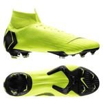 Nike Mercurial Superfly 6 Elite FG Always Forward - Neon/Schwarz