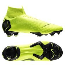 Nike Mercurial Superfly 6 Elite FG Always Forward - Neon/Zwart