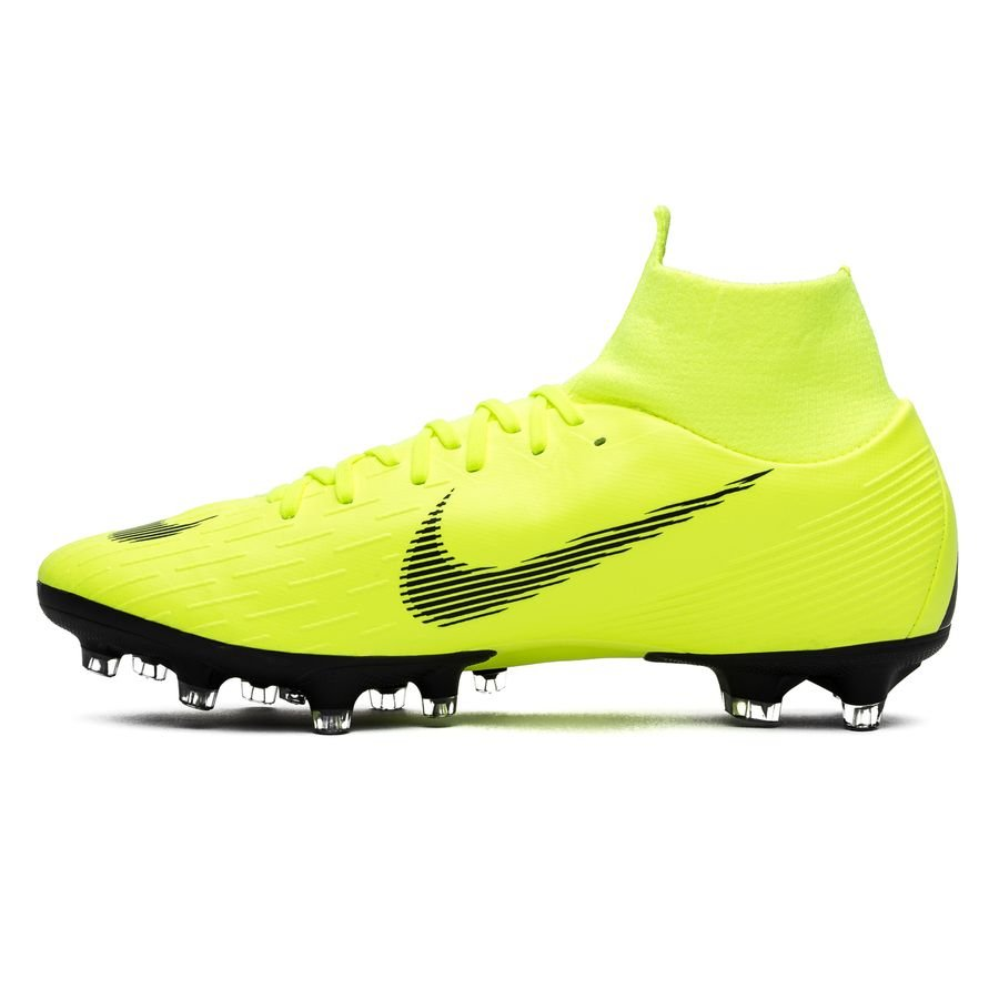 54eed3e15d8 Nike Mercurial Superfly 6 Pro AG-PRO Always Forward - Volt Black ...