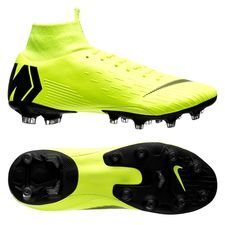 Nike Mercurial Superfly 6 Pro AG-PRO Always Forward - Neon/Svart