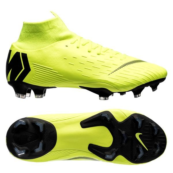 best sneakers 9a593 a14c5 Nike Mercurial Superfly 6 Pro FG Always Forward - Volt/Black ...