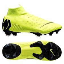 Nike Mercurial Superfly 6 Pro FG Always Forward - Neon/Svart