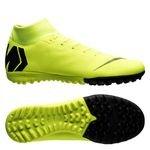 Nike Mercurial Superfly 6 Academy TF Always Forward - Neon/Schwarz