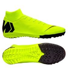 Nike Mercurial Superfly 6 Academy TF Always Forward - Volt/Black PRE-ORDER