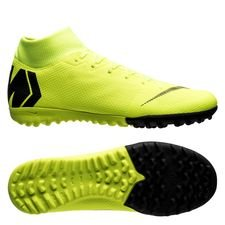 Nike Mercurial Superfly 6 Academy TF Always Forward - Neon/Svart