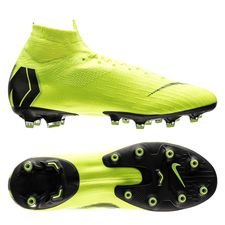 Nike Mercurial Superfly 6 Elite AG-PRO Always Forward - Neon/Svart