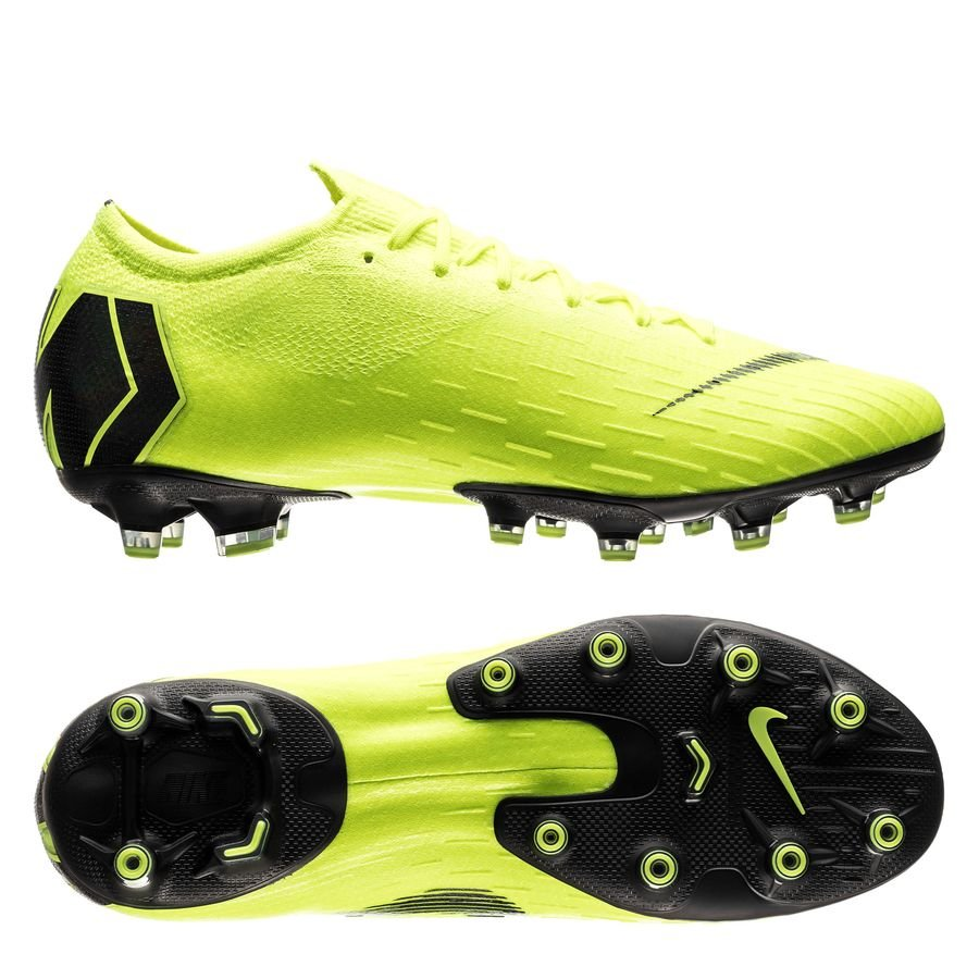 Nike Mercurial Vapor 12 Elite AG-PRO Always Forward - Jaune Fluo/Noir