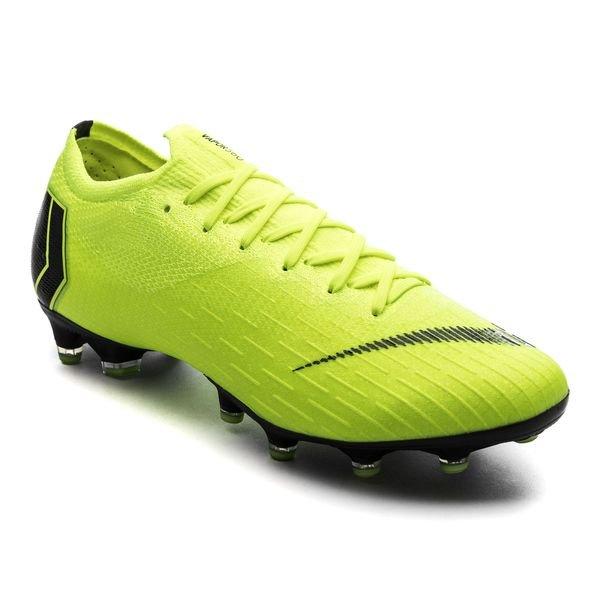 online store 74e07 ca2b3 Nike Mercurial Vapor 12 Elite AG-PRO Always Forward - Neon Svart