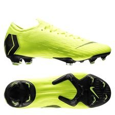 Nike Mercurial Vapor 12 Elite FG Always Forward - Neon/Schwarz