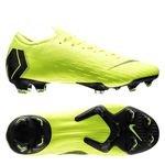 Nike Mercurial Vapor 12 Elite FG Always Forward - Neon/Sort