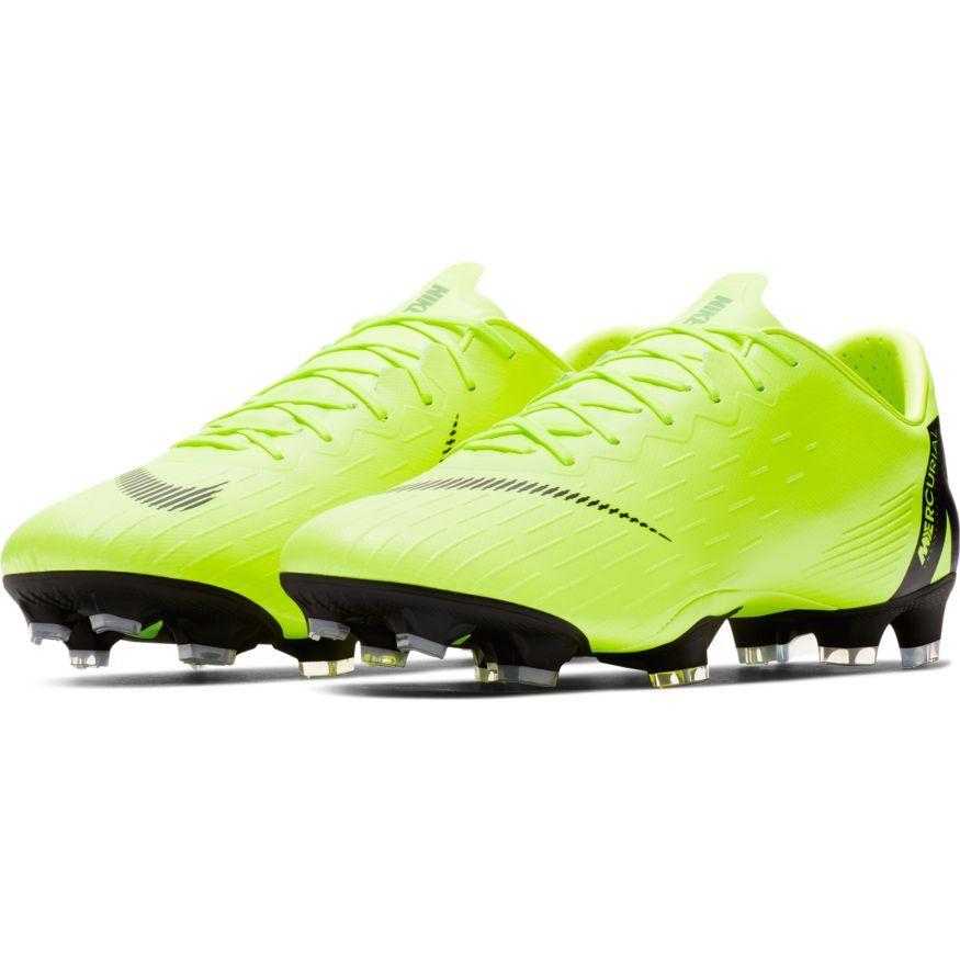 Nike Mercurial Vapor 12 Pro FG Always Forward - Jaune Fluo/Noir