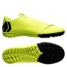 Nike Mercurial VaporX 12 Academy TF Always Forward - Neon/Svart