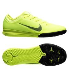 Nike Mercurial VaporX 12 Pro IC Always Forward - Jaune Fluo/Noir