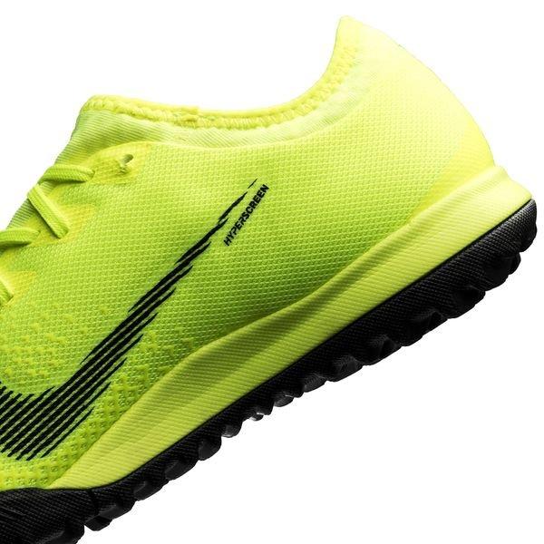 wholesale dealer san francisco innovative design Nike Mercurial VaporX 12 Pro TF Always Forward - Volt/Black