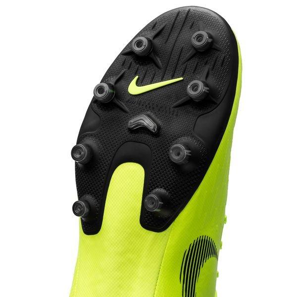 online store ddf0c 1365e Nike Mercurial Vapor 12 Pro AG-PRO Always Forward - Neon Svart