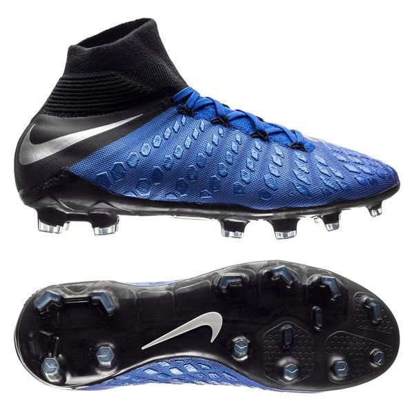 pas cher pour réduction d475a e28c8 Nike Hypervenom 3 Elite DF FG Always Forward - Racer Blue/Black Kids