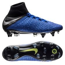 Nike Hypervenom 3 Elite DF SG-PRO Anti-Clog Always Forward - Blå/Svart