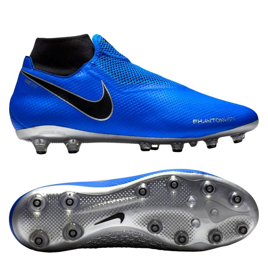 Nike Phantom Vision Pro DF AG-PRO Always Forward - Bleu/Noir PRÉ-COMMANDE