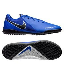 Nike Phantom Vision Academy TF Always Forward - Racer Blue/Zwart