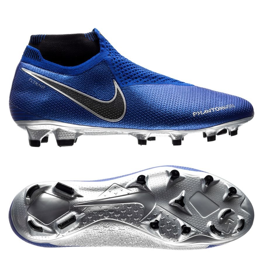 new product f15fa 12965 nike phantom vision elite df fg always forward - racer blueblack -  football boots ...