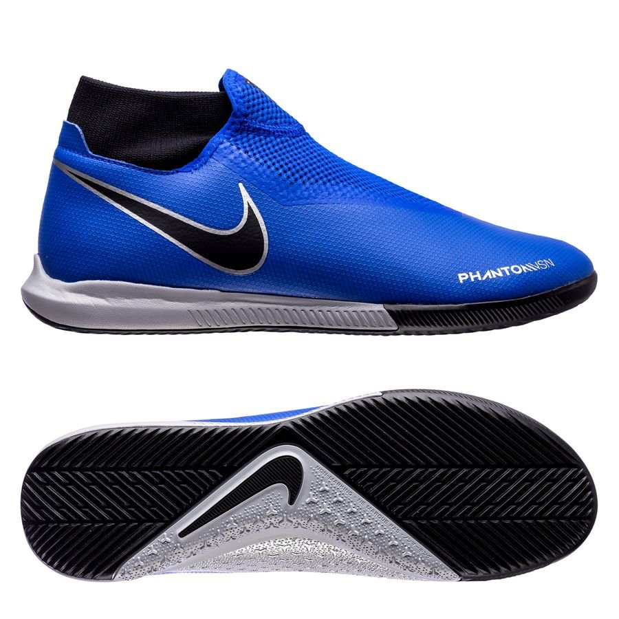 nike phantom vision academy df ic always forward - racer blue black -  indoor shoes ... 55ebad7a3