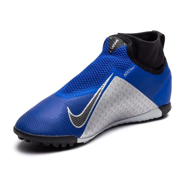 d1f5644b9ab Nike Phantom Vision React Pro DF TF Always Forward - Racer Blue Black
