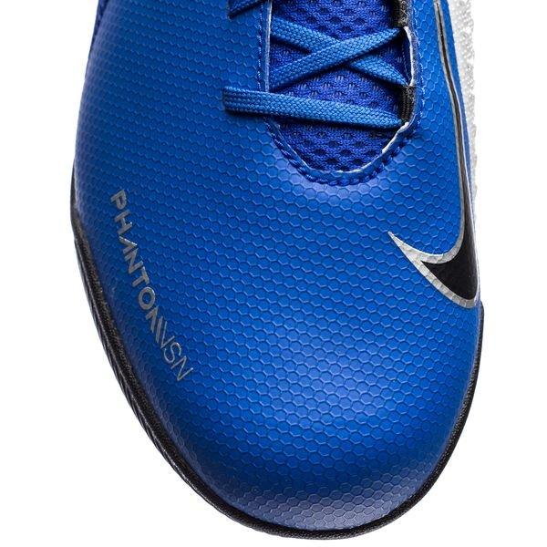... nike phantom vision academy tf always forward - blå svart barn -  fotbollsskor ... 6fdf93dd53231