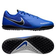 05732ba15a6 Nike Phantom Vision Academy TF Always Forward - Racer Blue Zwart Kinderen