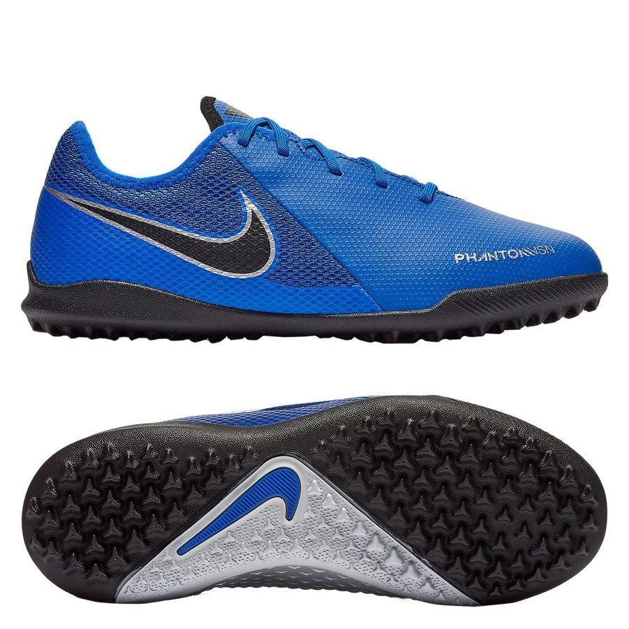 Nike Phantom Vision Academy TF Always Forward - Bleu/Noir Enfant PRÉ-COMMANDE
