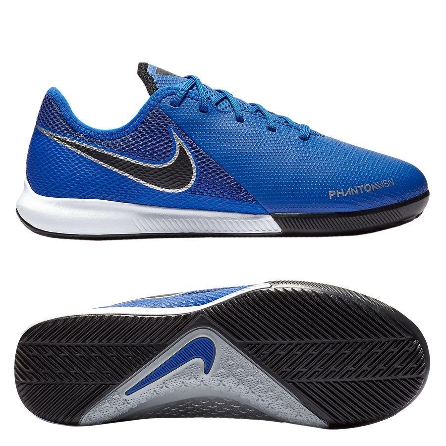 Nike Phantom Vision Academy IC Always Forward - Bleu/Noir Enfant