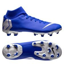 Nike Mercurial Superfly 6 Academy MG Always Forward - Racer Blue/Zilver