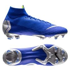 Nike Mercurial Superfly 6 Elite FG Always Forward - Racer Blue/Metallic Silver