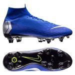 Nike Mercurial Superfly 6 Elite SG-PRO Anti-Clog Always Forward - Bleu/Argenté