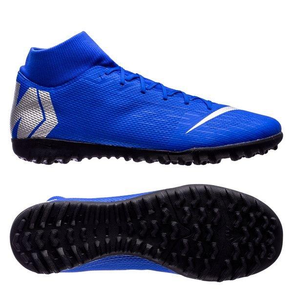 Nike Mercurial Superfly 6 Academy TF Always Forward BleuArgenté