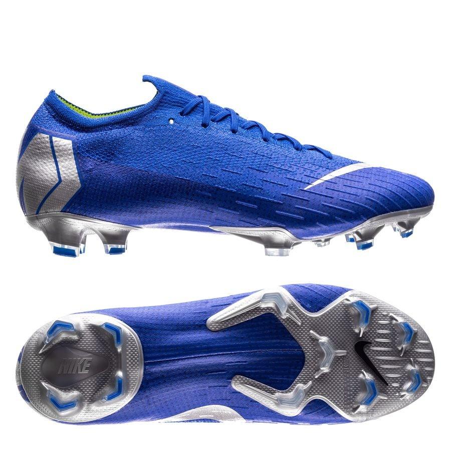 0491210c68a2 Nike Mercurial Vapor 12 Elite FG Always Forward - Racer Blue Metallic  Silver