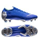 Nike Mercurial Vapor 12 Elite FG Always Forward - Bleu/Argenté