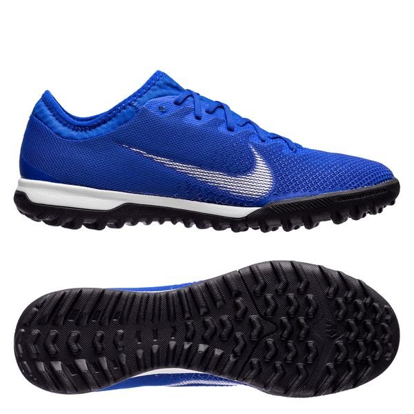 best price order online super popular Nike Mercurial VaporX 12 Pro TF Always Forward - Racer Blue/Metallic Silver