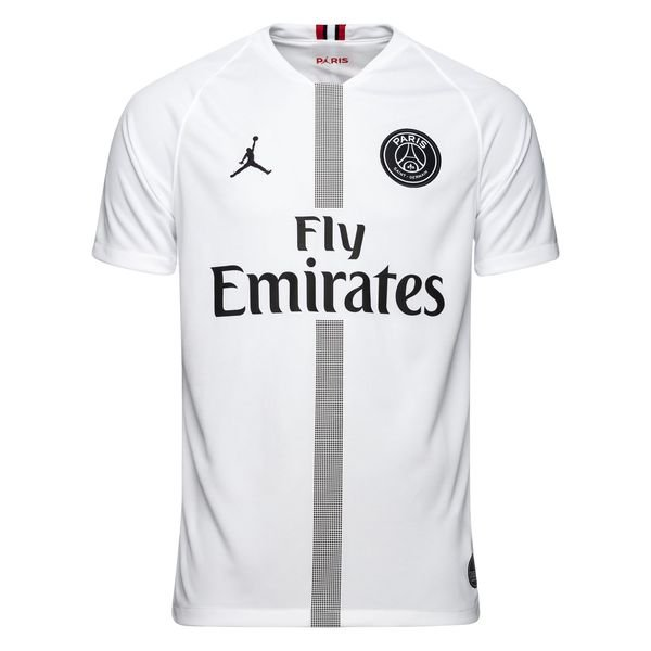 paris saint germain away shirt jordan x psg chl 2018 19. Black Bedroom Furniture Sets. Home Design Ideas