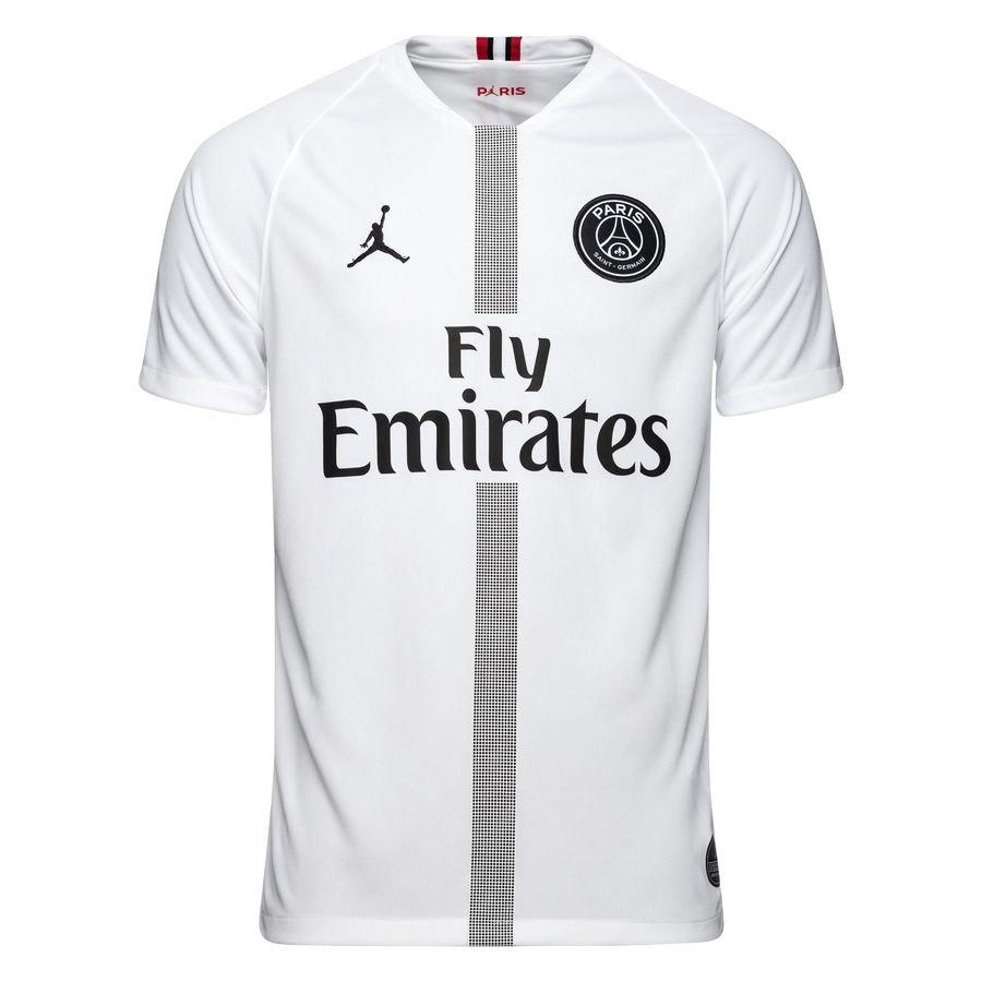 Paris Saint-Germain Maillot Extérieur Jordan x PSG CHL 2018/19
