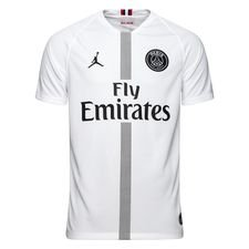 Paris Saint Germain Away Shirt Jordan x PSG CHL 2018/19