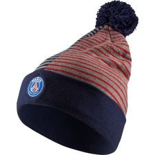 Paris Saint-Germain Mössa Knit - Navy/Röd