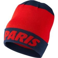 Paris Saint-Germain Mössa Dry Knit - Röd/Navy