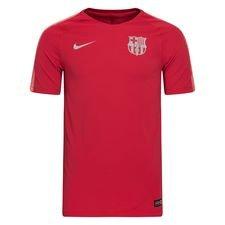 Barcelona Tränings T-Shirt Breathe Squad - Rosa