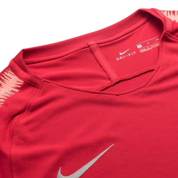 reputable site 4743c be94a Barcelona Training T-Shirt Breathe Squad - Tropical Pink
