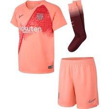 barcelona 3. trøje 2018/19 mini-kit børn - fodboldtrøjer