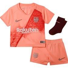 Barcelona Tredjetröja 2018/19 Mini-Kit Barn