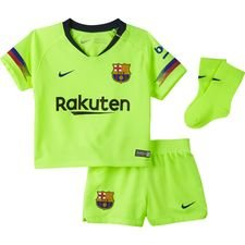 Barcelona Bortatröja 2018/19 Mini-Kit Barn