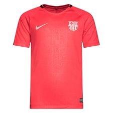 Barcelona Tränings T-Shirt Dry Squad GX 2.0 - Rosa/Bordeaux Barn