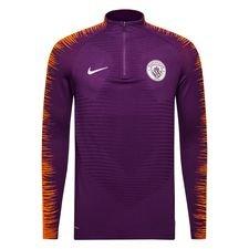 Manchester City Träningströja Strike 2.0 VaporKnit - Lila/Orange