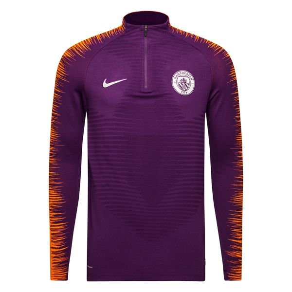 size 40 d05d6 23232 Manchester City Training Shirt Strike 2.0 VaporKnit - Night Purple/Safety  Orange